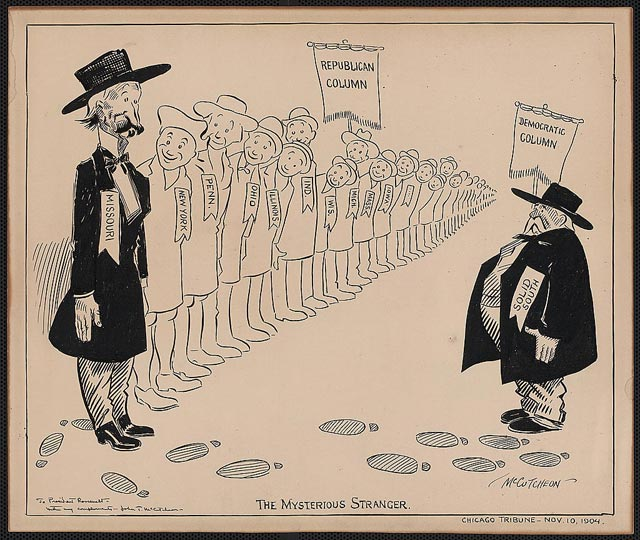 Political Illustrations Cartoon America Exhibitions