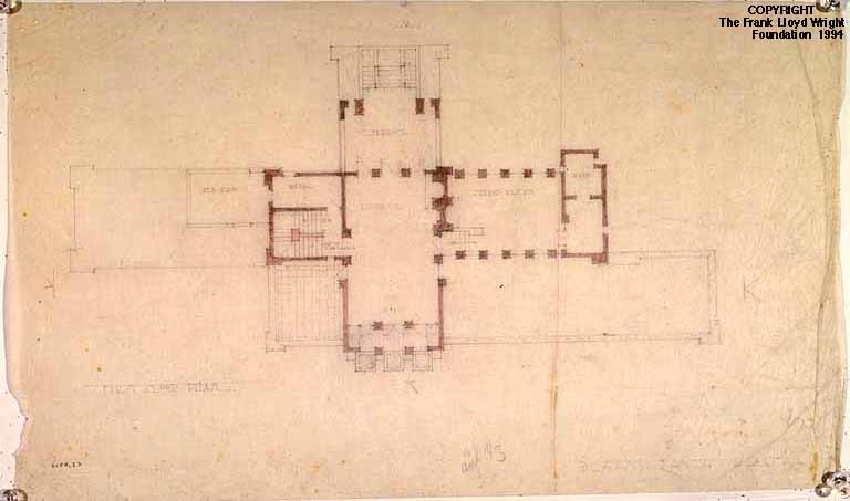 Doheny Ranch Development Frank Lloyd Wright Designs For An American Landscape 1922 1932