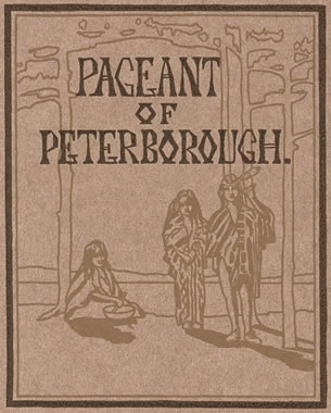 """Pageant of Peterborough,"" 1910."
