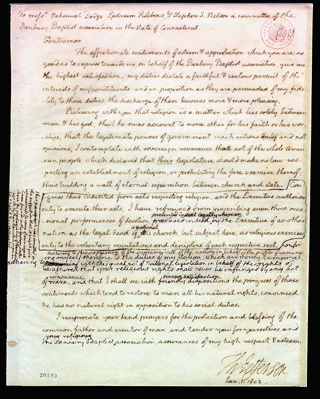 separation of church and state essay outline Separation of church and state earlier we examined augustine and aquinas, both of which had great influence on the role of the church in government.