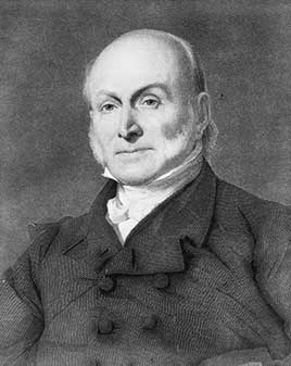 John Quincy Adams, sixth President of the United States (1825-1829)