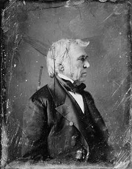 Zachary Taylor, 12th President of the United States (1849-1850)