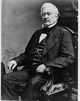 Millard Fillmore, 13th President of the United States (1850-1853)