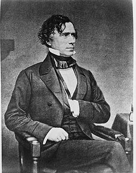 Franklin Pierce, 14th President of the United States (1853-1857)