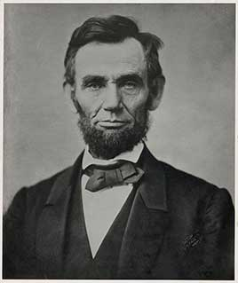 Abraham Lincoln, 16th President of the United States (1861-1865)