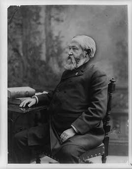 Benjamin Harrison, 23rd President of the United States (1889-1893)